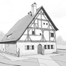 Badhaus Freilandmuseum